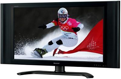 LC-37D4U AQUOS 37` 16:9 HD LCD Panel TV