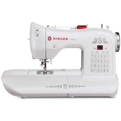 ONE Easy-to-Use Computerized Sewing Machine - Certified Refurbished