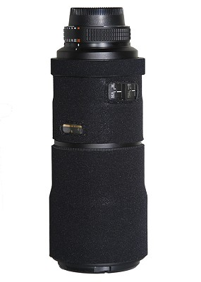 Lens Cover for the Nikon 300 f/4 AFS Lens - Black