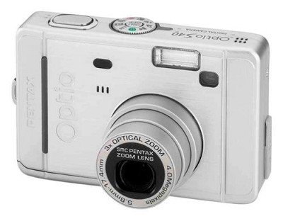 Optio S40 Digital Camera