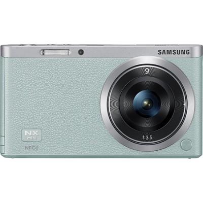 NX Mini Mirrorless Digital Camera with 9mm Lens - Mint
