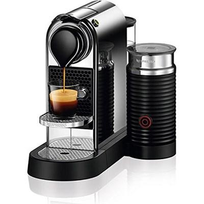 CitiZ & Milk Espresso Maker (Chrome)