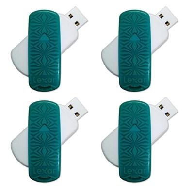 16 GB JumpDrive S33 USB 3.0 Flash Drive 4-Pack