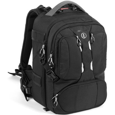 ANVIL Slim 11 Photo DSLR Camera and Laptop Backpack (Black) - T0210-1919