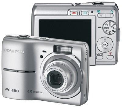 FE-180 Digital Camera