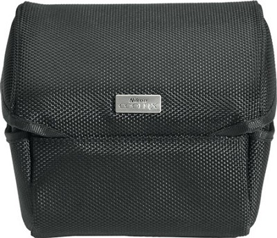 Coolpix L100, P80 Black fabric case