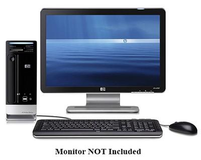 S3650F Pavilion Slimline Desktop PC OPEN BOX