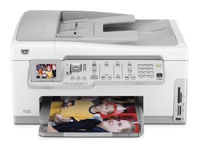 Photosmart C7280 All-in-One Printer, Fax, Scanner, Copier