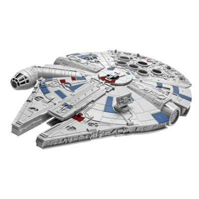 Star Wars Millennium Falcon Model Kit (RMXS1633 85-1633)