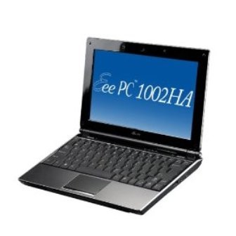Eee PC 1002HA 160G - Argent Grey (XP operating system)