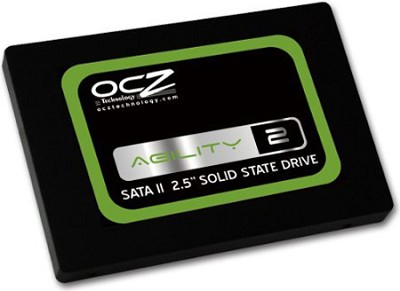 OCZ Technology 50 GB Agility 2 Series SATA II 2.5-Inch Solid State Drive (SSD)