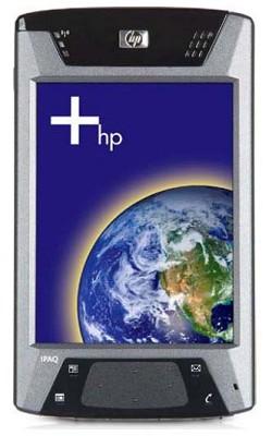 iPAQ hx4700 Pocket PC