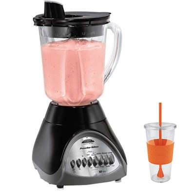Smooth Pour 10-Speed Blender + Copco Cup Mug