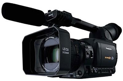 AG-HVX200A - P2HD Camcorder