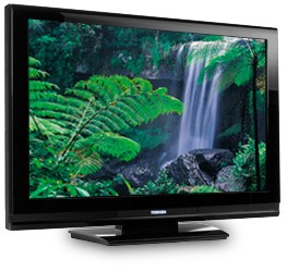 37AV502R - 37` High-definition LCD TV, Thin Bezel Gloss Black