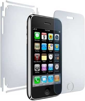 invisibleSHIELD for iPhone 3G Full Body