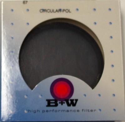 67mm Circular Polarizer Glass Filter SHPMC - 65-1065308