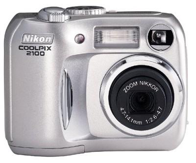 Coolpix 2100 Digital Camera