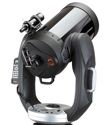 CPC 1100 GPS XLT Fork-Mounted Astronomical Telescope. 2 Year Warranty.
