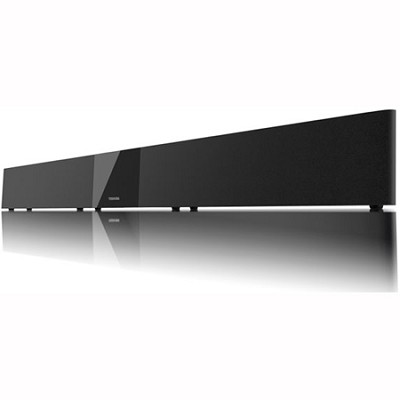 SBX1250 Mini 3D Sound Bar with Built-In Subwoofer (Black)
