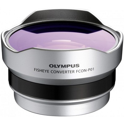 FCON-P01 Fisheye Converter For Olympus 14-42mm Micro Four Thirds Lens - 261552