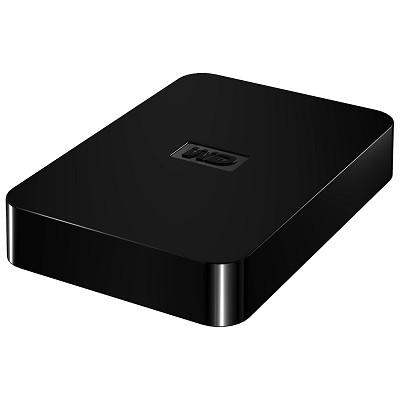 WD Elements SE Portable 750 GB USB 3.0 External- WDBPCK7500ABK-NESN - OPEN BOX