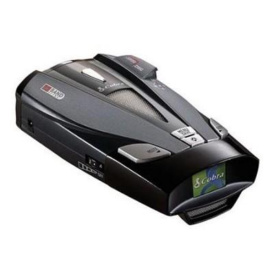 XRS-9930VP 12 Band Radar/Laser Detector with Color Bright Grafx Display