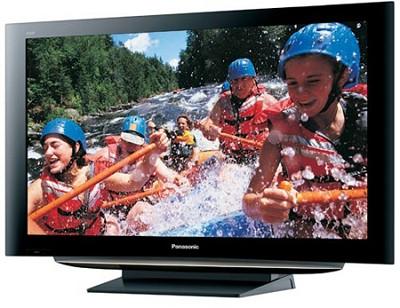 TH-46PZ85U - 46` High-def 1080p Plasma TV -**OPEN BOX