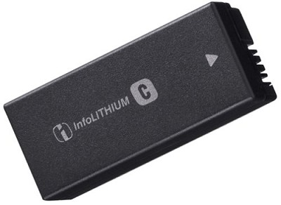 NP-FC11 LITHIUM ION  BATTERY F/ CYBERSHOT P10 / V1  CAMERAS