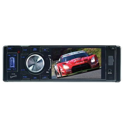 SC-305 Car DVD Player with 3.5` LCD Display - SC-305