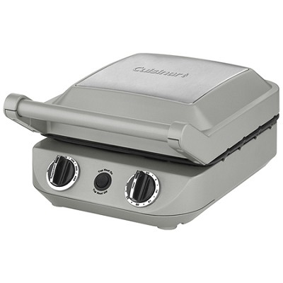 Oven Central Countertop Cook & Bake Oven (Brushed Stainless Steel)