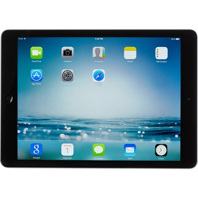 iPad Air 16GB Wifi, Space Grey - OPEN BOX