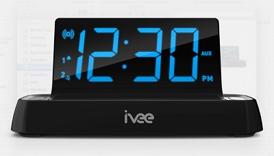 Flex Voice Controlled Talking Radio ( Black )