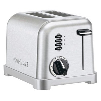 CPT-160 2-Slice Metal Classic Toaster