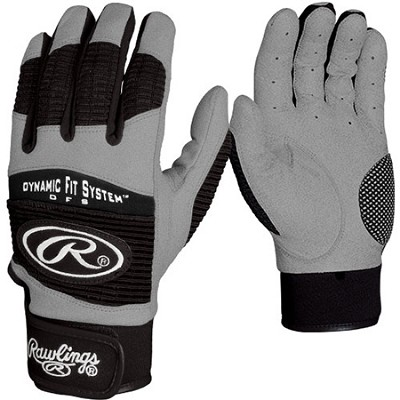 BGP950T Adult Workhorse 950 Series Batting Glove Black Small