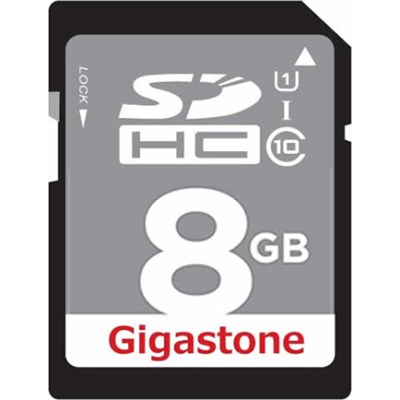8 GB Class 10 High Speed SD Memory card