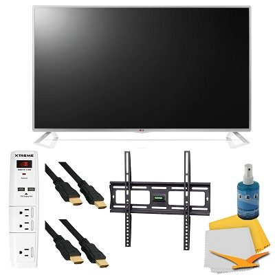 42-Inch 1080p 60Hz Direct LED Smart HDTV with Mount and Hook-Up Kit (42LB5800)