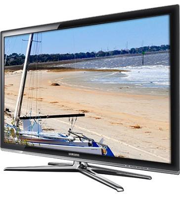 UN46C7000 - 46` 3D 1080p 240Hz LED HDTV - REFURBISHED