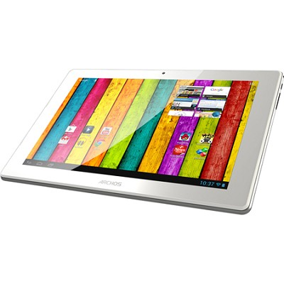 101 Titanium HD 10.1` Capactive Multitouch Android Tablet (White)