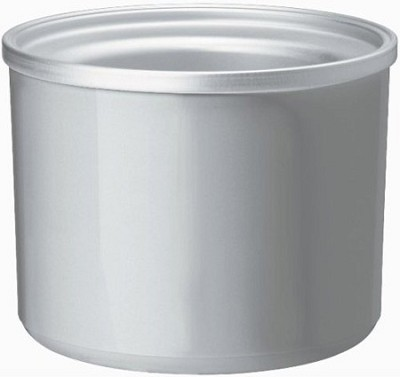 ICE-30RFB 2-Quart Freezer Bowl, Stainless Steel