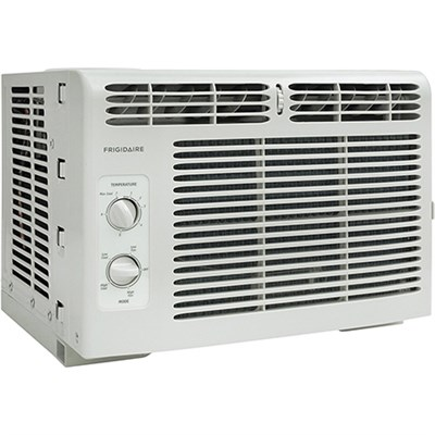 8000 BTU Window-Mounted Compact Room Air Conditioner - FRA082AT7