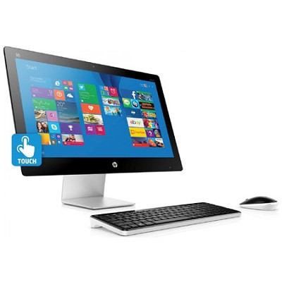Pavilion 23-q020 23` 4th gen Intel Core i3-4170T Touchscreen All-in-One Desktop