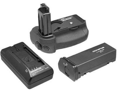 SHLD-2 Power Battery Holder Set with Battery Pack, Battery & Charger