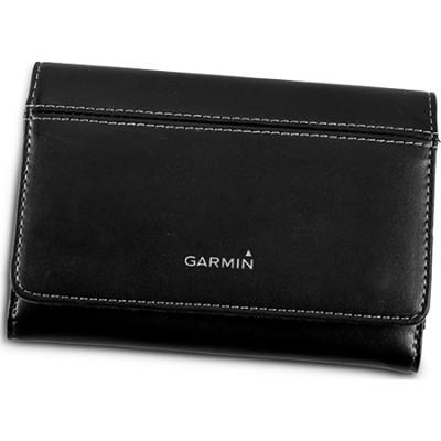 Premium 5` Leather Carry Case