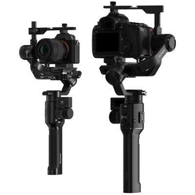 Ronin-S Single-Handed Advanced Gimbal Stabilizer for DSLR and Mirrorless Cameras