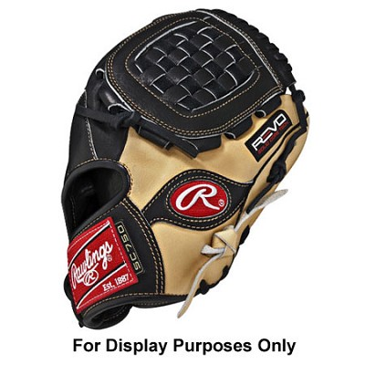 7SC120CD-RH - REVO SOLID CORE 750 Series 12` Left Handed Baseball Glove