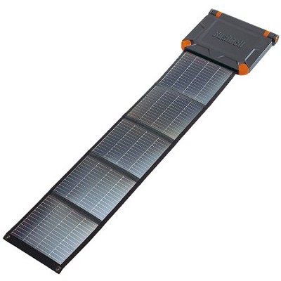 PowerSync SolarBook 850 Portable Li-Ion USB Charger