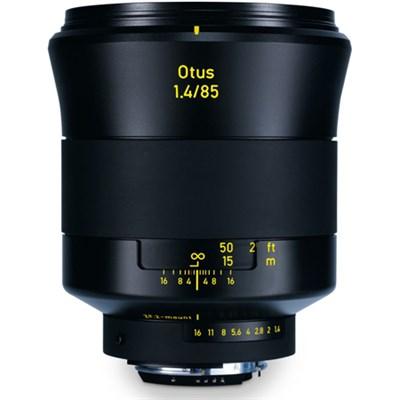 Otus 85mm f/1.4 Apo Planar T ZF.2 Lens for Nikon F Mount