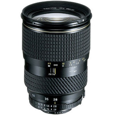 28-70mm f/2.8 ATX Pro-SV Autofocus Lens for Canon EOS