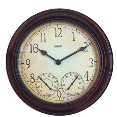 Sf 14` Metal Garden Clock